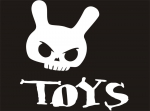 Наклейка на авто Toys