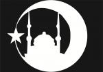 Наклейка на авто Мечеть
