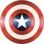 Наклейка эмблемаCaptain America (Капитан Америка)