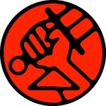 Наклейка Hellboy (Хелбой)