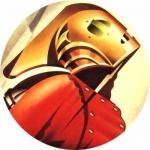 Наклейка Rocketeer (Рокетчик)