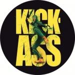 Наклейка Kick ass (Пипец)