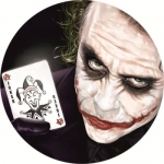Наклейка Joker (Джокер)