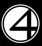 Логотип Фантастическая четвёрка / Fantastic four