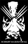 Рассомаха / Wolverine
