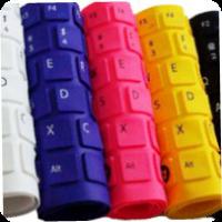 Силиконовые накладки на клавиатуру