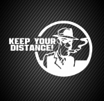 Keep your distance 2