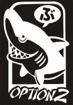 Наклейка на авто Акула