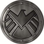 Наклейка эмблема S.H.I.E.L.D. (Щит)