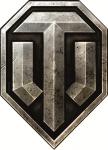 Наклейка эмблема WOT (Мир танков)