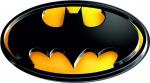 Наклейка эмблема Batman (Бэтмен)