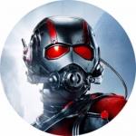 Наклейка Ant-man (Человек муравей)