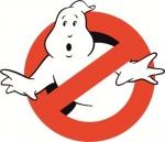 Наклейка Ghost busters (Охотники за приведениями)