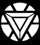 Лого Железный человек / Iron man