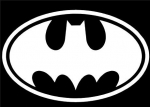 Логотип Бетмен / Batman