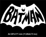 Бетмен летучая мышь / Batman