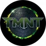 Наклейка Логотип Ninja Turtles / Ниндзя черепашки