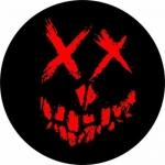 Наклейка Логотип Suicide Squad 2 / Отряд самоубийств