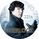 Наклейка Шерлок 2 / Sherlock